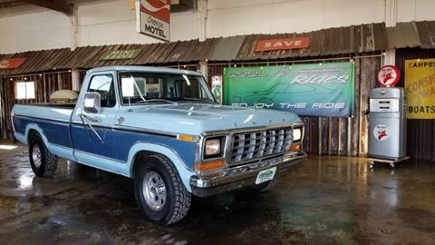 1979 Ford F-150 for sale at Cool Classic Rides in Redmond OR