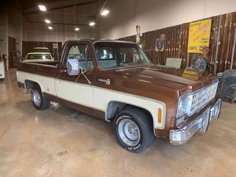 1977 Chevrolet C/K 10 Series for sale at Cool Classic Rides in Redmond OR