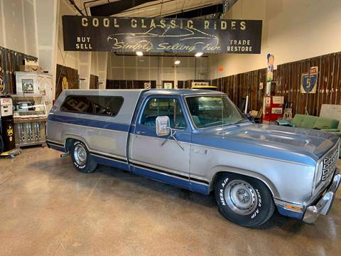 1978 Dodge D100 Pickup for sale in Redmond, OR