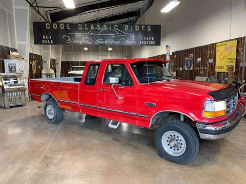 1993 Ford F-250 for sale at Cool Classic Rides in Redmond OR