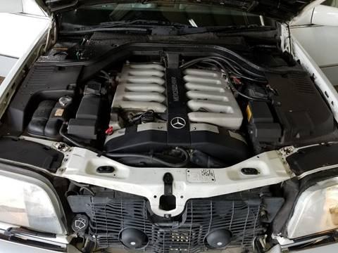 1993 Mercedes-Benz 600-Class
