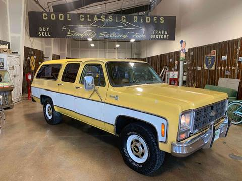 1979 Chevrolet Suburban for sale in Redmond, OR