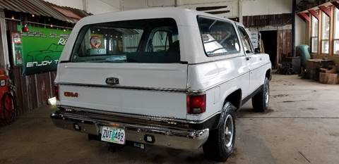 1979 GMC Jimmy