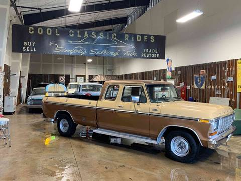1978 Ford F250 >> 1978 Ford F 250 For Sale In Redmond Or