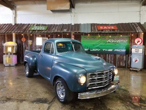 1951 Studebaker Pickup 1/2 Ton for sale at Cool Classic Rides in Redmond OR