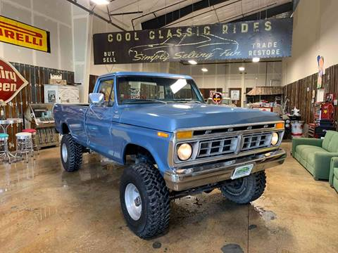 1977 Ford F-250 for sale in Redmond, OR