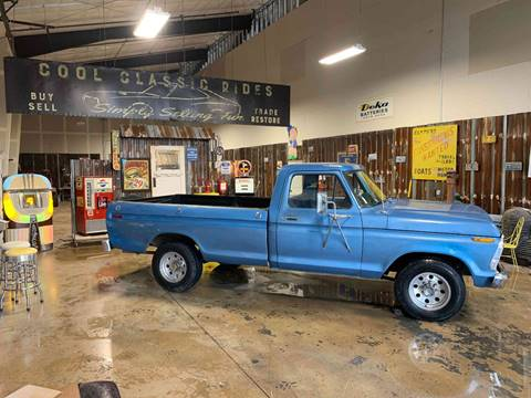 1973 Ford F-250 for sale in Redmond, OR