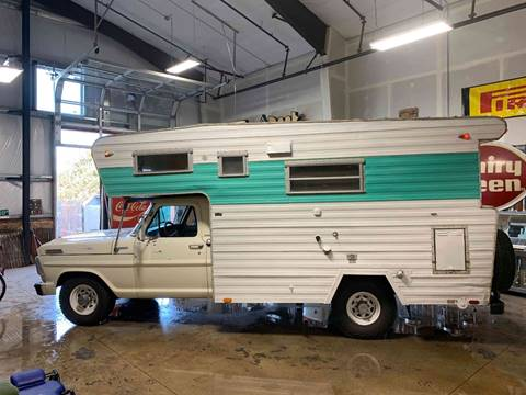1967 Ford Camper Equiped 18ft for sale at Cool Classic Rides in Redmond OR