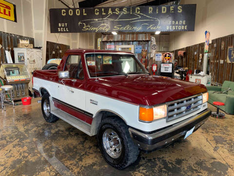 1988 Ford Bronco for sale at Cool Classic Rides in Redmond OR