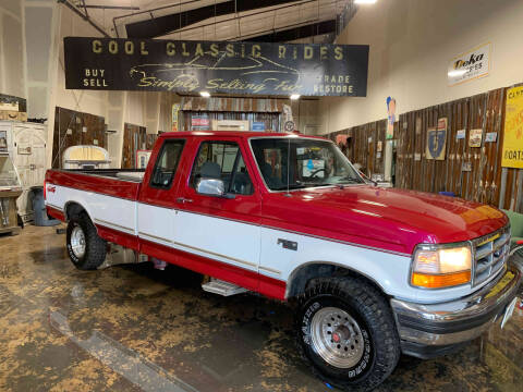 1994 Ford F-150 for sale at Cool Classic Rides in Redmond OR