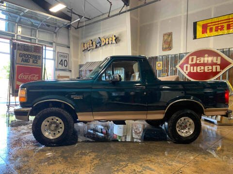 1994 Ford Bronco for sale at Cool Classic Rides in Redmond OR