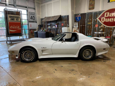 1976 Chevrolet Corvette for sale at Cool Classic Rides in Redmond OR