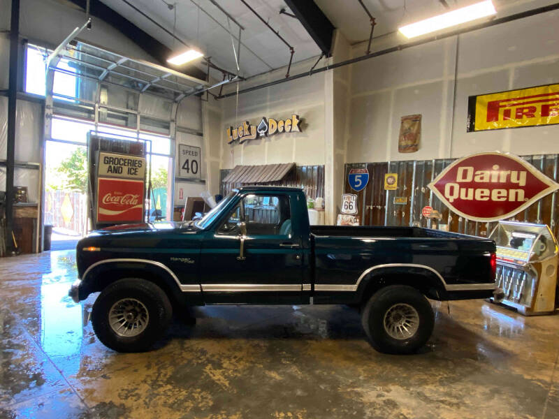 1980 Ford F-150 4X4 Short Bed for sale at Cool Classic Rides in Redmond OR