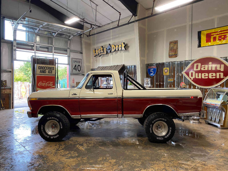 1978 Ford F-150 for sale at Cool Classic Rides in Redmond OR