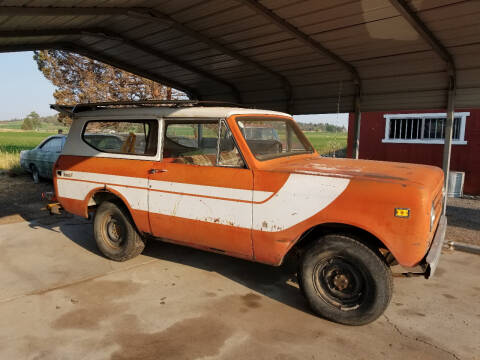 1971 International Scout II for sale at Cool Classic Rides in Redmond OR