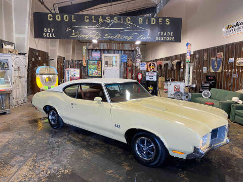 1971 Oldsmobile 442 for sale at Cool Classic Rides in Redmond OR