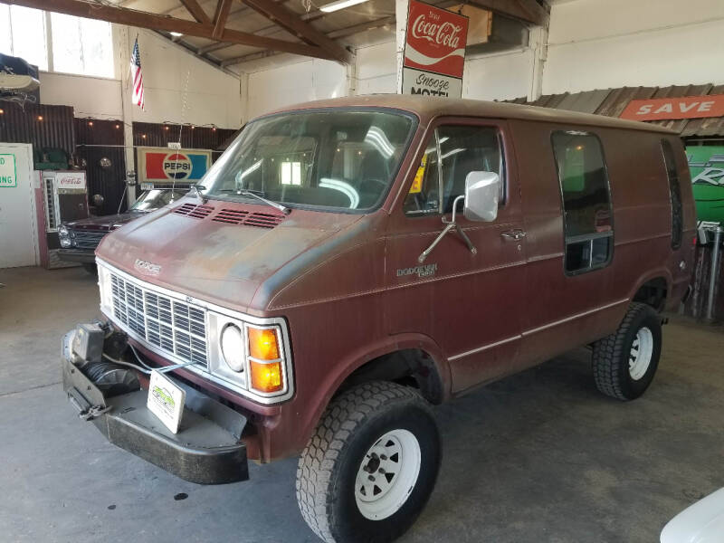 1979 Dodge W-200 4X4 for sale at Cool Classic Rides in Redmond OR