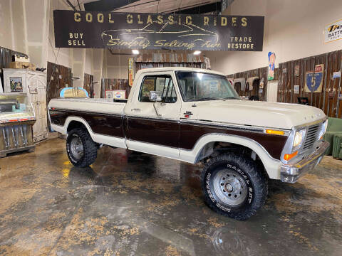 1978 Ford F-250 4X4 for sale at Cool Classic Rides in Redmond OR