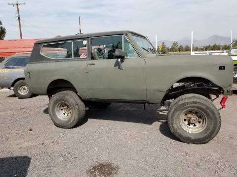 1979 International Scout II for sale at Cool Classic Rides in Redmond OR