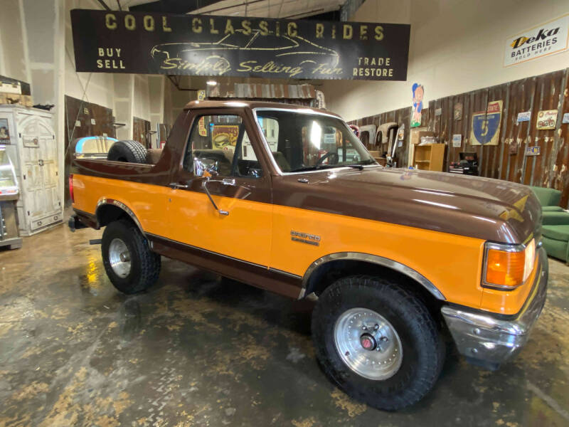 1991 Ford Bronco for sale at Cool Classic Rides in Redmond OR