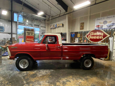 1967 Ford F-250 4x4 for sale at Cool Classic Rides in Redmond OR