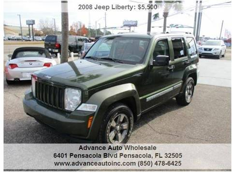 2008 Jeep Liberty for sale in Pensacola, FL