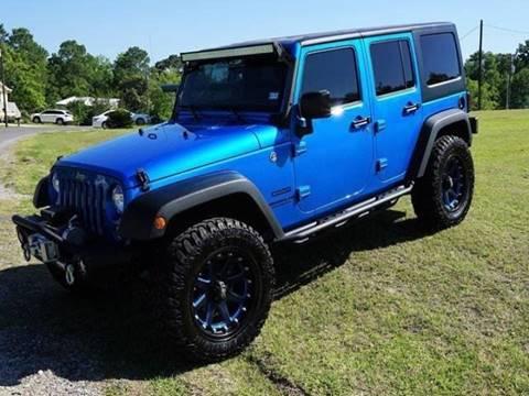 2016 Jeep Wrangler for sale in Pensacola, FL