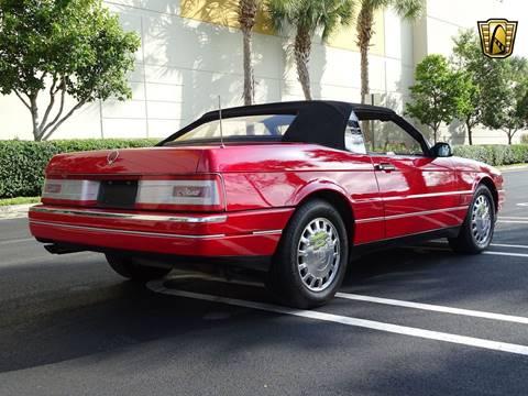 1993 Cadillac Allante for sale in Pensacola, FL