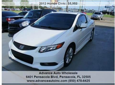 2012 Honda Civic for sale in Pensacola, FL