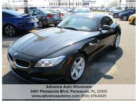 2015 BMW Z4 for sale in Pensacola, FL
