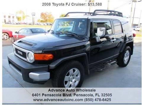 2008 Toyota FJ Cruiser for sale in Pensacola, FL