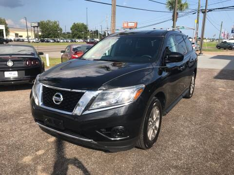 2015 Nissan Pathfinder for sale at Advance Auto Wholesale in Pensacola FL