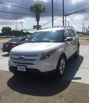 2014 Ford Explorer for sale at Advance Auto Wholesale in Pensacola FL