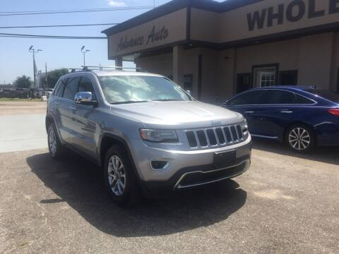 2014 Jeep Grand Cherokee for sale at Advance Auto Wholesale in Pensacola FL