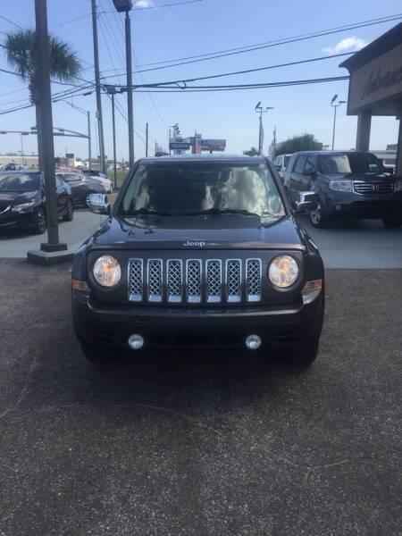 2017 Jeep Patriot for sale at Advance Auto Wholesale in Pensacola FL