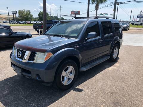 2005 Nissan Pathfinder for sale at Advance Auto Wholesale in Pensacola FL