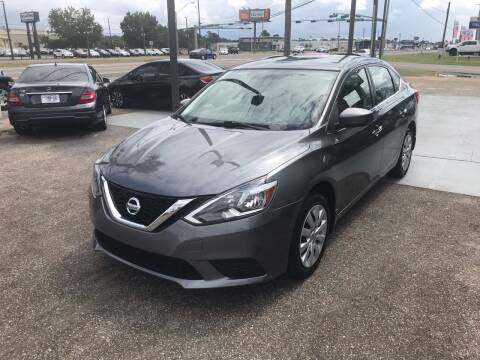 2017 Nissan Sentra for sale at Advance Auto Wholesale in Pensacola FL