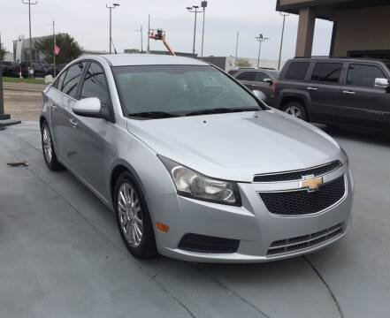 2012 Chevrolet Cruze for sale at Advance Auto Wholesale in Pensacola FL