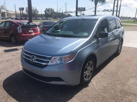 2013 Honda Odyssey for sale at Advance Auto Wholesale in Pensacola FL