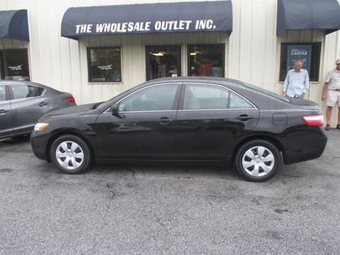 2008 Toyota Camry for sale in Roebuck, SC