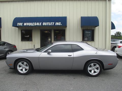 2014 Dodge Challenger for sale in Roebuck, SC