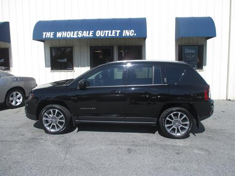 2017 Jeep Compass for sale in Roebuck, SC