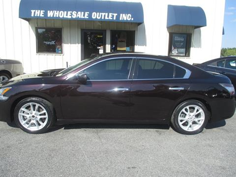 2012 Nissan Maxima for sale in Roebuck, SC