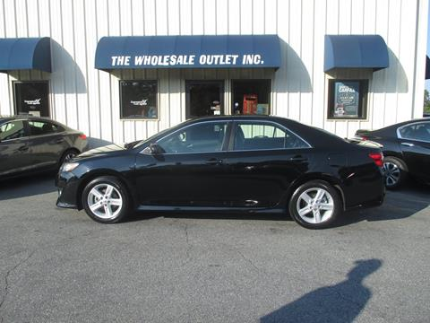2013 Toyota Camry for sale in Roebuck, SC