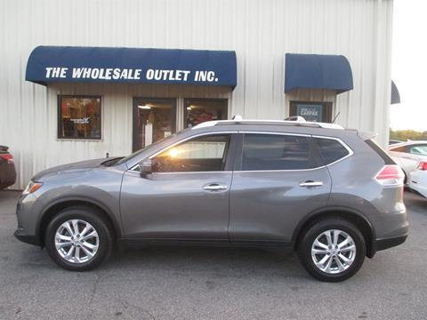 2015 Nissan Rogue for sale in Roebuck, SC