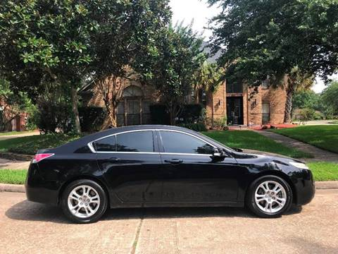 2009 Acura TL for sale in Webster, TX