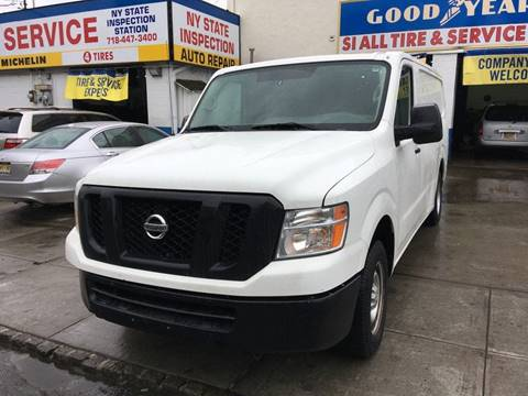 2016 Nissan NV Cargo For Sale In Staten Island, NY