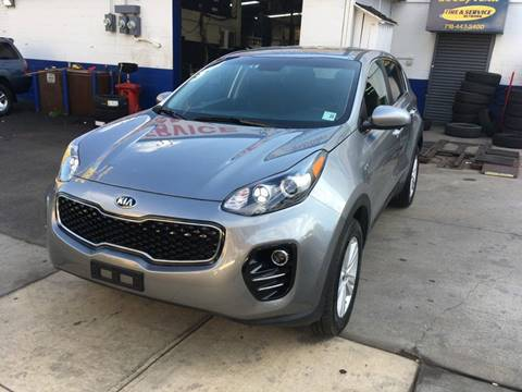 2019 Kia Sportage for sale in Staten Island, NY