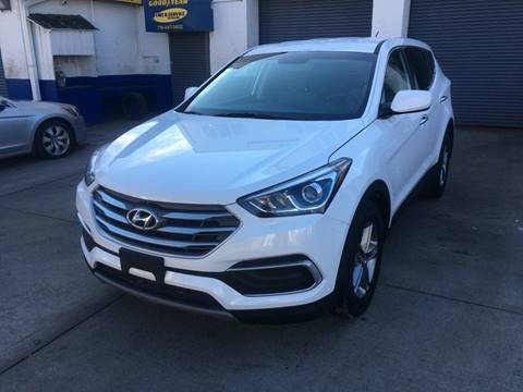 2018 Hyundai Santa Fe Sport for sale at US Auto Network in Staten Island NY
