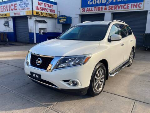 2014 Nissan Pathfinder for sale at US Auto Network in Staten Island NY